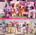 Blind Bag scale figure repaints by Oak23