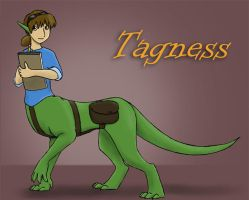 Tagness Commision by Ssatch