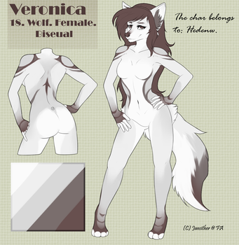 Veronica by HedenW