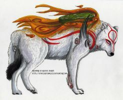 Simple Goddess by 8TwilightAngel8