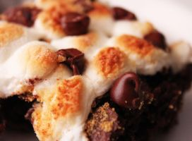 S'mores Brownie by 0xkyleax0