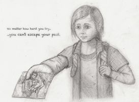 The Last of Us - Can't Escape Your Past by PessBont