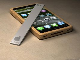 iPhone bamboo 3 by eco6org