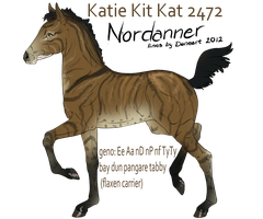 Katie Kit Kat 2472 by EdithSparrow