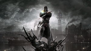 Dishonored Dunwall Background Wallpaper by XBullitt68