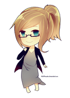 Chibi Commish: Elaine by chuwenjie