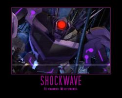 Shockwave's Transmission by Onikage108