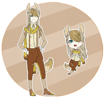 Offer To Adopt Classy Gent {CLOSED} by hellafluffy