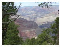 Grand Canyon VII by Xwinger