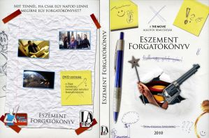 DVD cover by LAckas