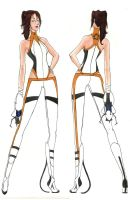 +Chell Design+ by DeadlyDie