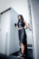 Tifa: Emerge To The Light by SakuMiyuku