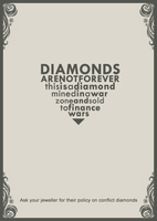 Diamonds Are Not Forever by xenodice