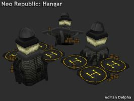 Neo Republic Hangar by DelphaDesign