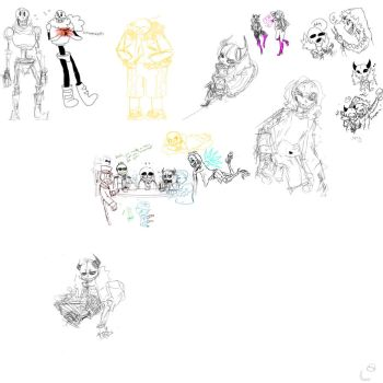 Teaparty Drawpile Roleplay by Jeyawue