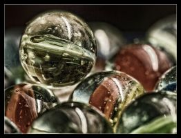 Marbles by ExSLR