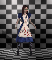 Original American McGees Alice 2 by tombraider4ever