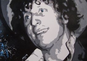 Fourth Doctor by Mazzi294