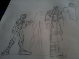 Marvel Hieght Chart WIP by SplendorEnt