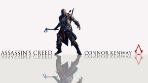 AC - Connor Kenway by AlexAKADucky