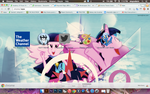 Academy Of Power Mindscape chrome theme by shaynelleLPS