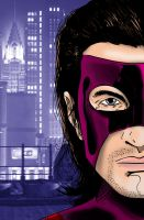 Peter Palmiotti's Retro by craigdeboard111