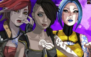 Borderlands - The Wicked Few by Xpand-Your-Mind
