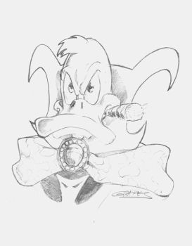 Ducktor Strange by wjgrapes