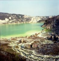 Quarry St. Austell by blueblueelectricblue