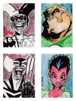 Sketch 075 of 100 SKETCH CARD SET 05 by misfitcorner