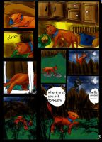 warrior:into the wild page3 by Sno-wy