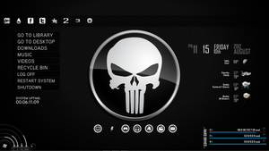 Punisher - Simplistic v0.1 by AndrewCapstick