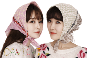Davichi PNG [RENDER] by KwonLee