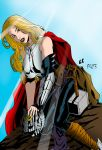 New Thor by fatalgod23