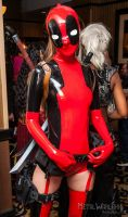 Lady Deadpool (Metal Warlokk) by theARTofCARNAGE