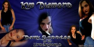 Kim Diamond-Dark Goddess by MalakisMarvels