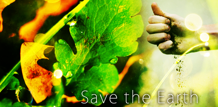 Save the Earth by winter-melody