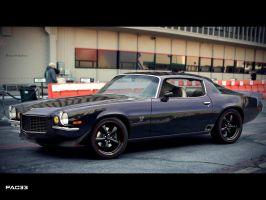 Chevrolet Camaro SS by pacee