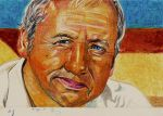 Mark Knopfler Portrait by lilie1111