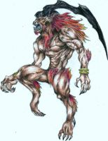 Ifrit FFVIII G.F. by goodsnake
