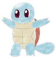 Squirtle by Zhooves