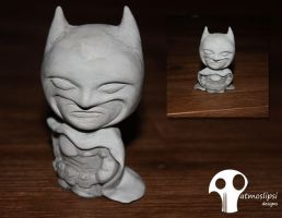 WIP: Batman by PatrickL