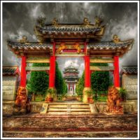 Tao Gate by Drchristophers