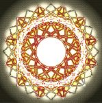 circle inside 127 by oboudiart