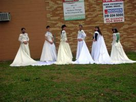 Bridal Party 3 by thecymbalwench
