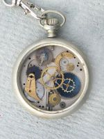 Pocketwatch Jewelry sculpture by clockwork-zero
