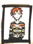Gaara new colorful sweater by LBKage