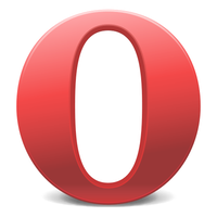 Opera TransGlass Icon by dAKirby309