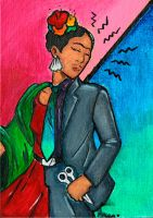 My Frida Sense is Tingling by ChibiCelina