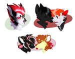 CO: Headshot Batch 3 by dallyru